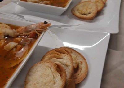 piatto pesce ristorante burchiello mira3