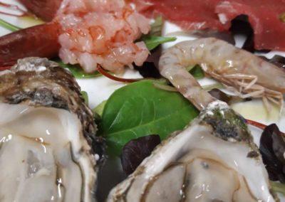 piatto pesce ristorante burchiello mira5