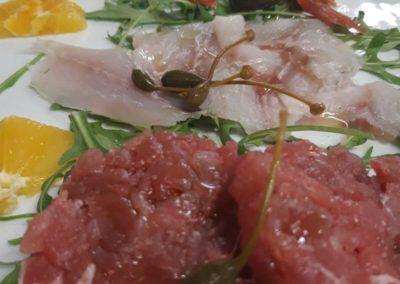 piatto pesce ristorante burchiello mira6